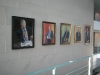 Galerie der Kanzler im Kanzleramt