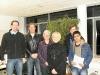 JU besucht die ARGE Dortmund